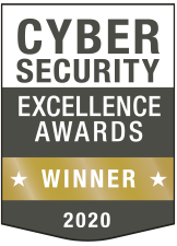 Cyber Security Awards Gold Badge